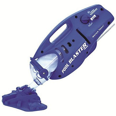 Water Tech Pool Blaster Max Battery Operated Swimming Pool & Spa Cleaner Vacuum