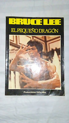 Bruce Lee Book From Spain