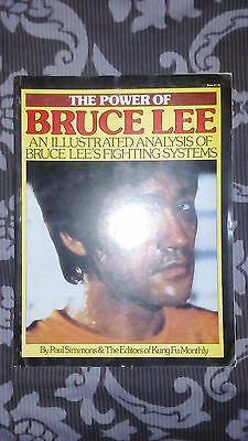 Bruce Lee The Power Of Bruce Lee Book