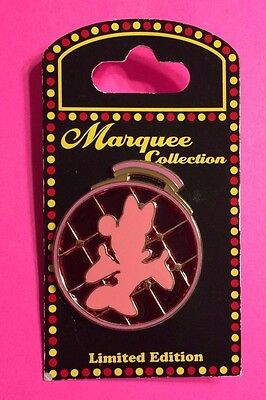 Minnie Luggage, Stained-Glass Marquee Collection Disney Pin LE1000