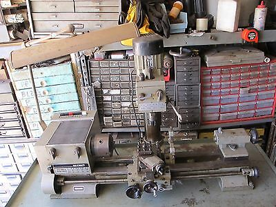 MAXIMAT 7 LATHE/MILL COMBO  with loads of accessories