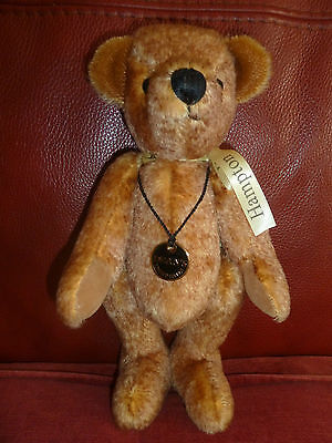 Deans Mohair Hampton 2004 Membership Bear. Number 2201.