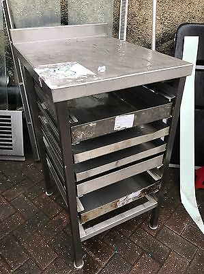 Commercial Kitchen Stainless Steel Catering Work Bench Table Solid And Strong