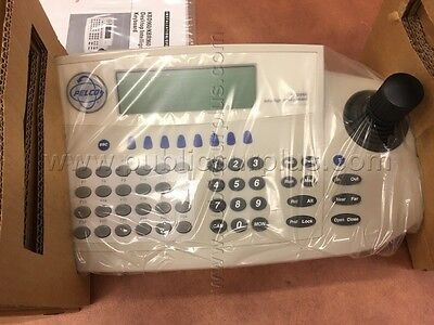 New Pelco KBD960-US Surveillance Camera Matrix Keyboard Controller w Joystick