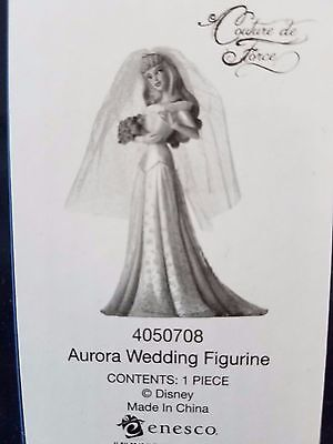Disney Enesco: Aurora Wedding Figure