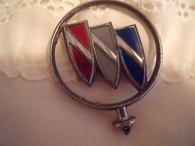 Buick three Shields Insignia Metal 1960s