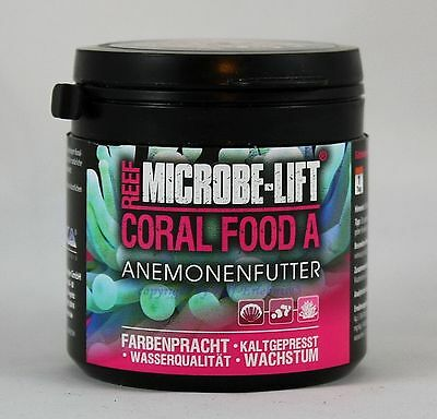 Coral Food A Anemonenfutter 150ml Microbe-Lift  11,33€/100ml