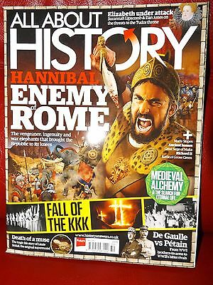 All About History Magazine Issue 50 (2017)