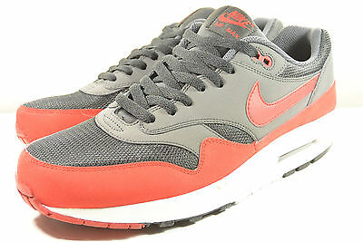 low priced 575af 80a7b Ds Nike 2012 Air Max 1 Gym Red 10.5, 11, 13 Atmos Supreme Patta