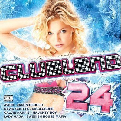 CLUBLAND 5 CD Album Collection Lot Dance ft III 9 16 22 24