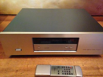 Accuphase T-110CS Audiophile Digital Tuner. $5000! RRP In Late90's..