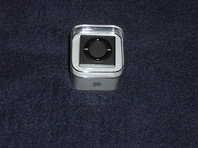 Apple Ipod Shuffle 2Gb - 4Th Gen - Space Grey - Bnib But Opened To Take Photos