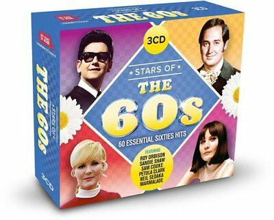 Stars Of The 60s: 60 Classic Sixties Hits [CD]