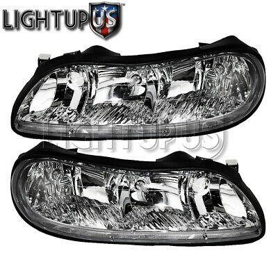 Headlight Headlamp Driver Side Left LH NEW for Chevy Malibu Olds Cutlass