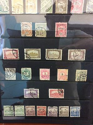 Hungarian Stamps