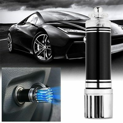 Universal Auto Car Mini Air Cleaner Oxygen Purifier Ionizer Fresh Ion