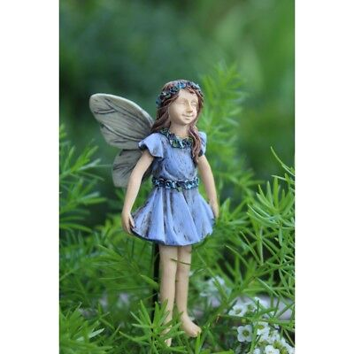 "2.5"" My Fairy Gardens Mini Figure Pick - Paisley - Miniature Figurine Decor"