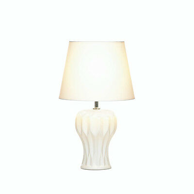 Bedside Table Lamp White, Contemporary Office Table Lamp Desk