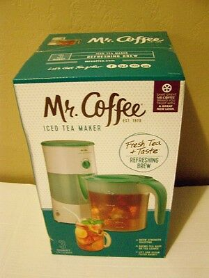 Mr. Coffee 3qt Iced Tea Maker. Sealed! New!