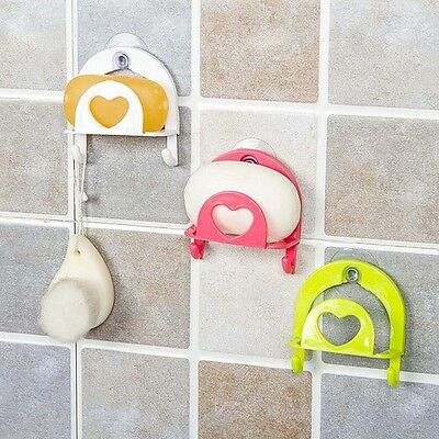 Hot Useful Sponge Holder Suction Cup Convenient Home Kitchen Holder Kit Tools