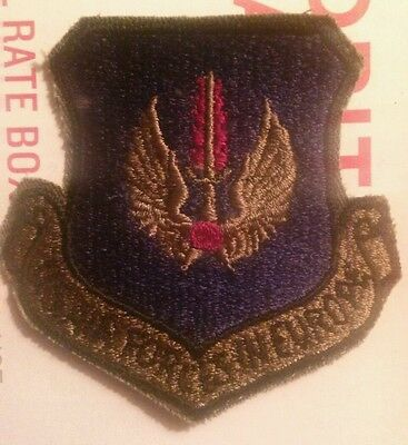Vintage US Air Forces in Europe USAF Subdued Patch Military NEW Sew On
