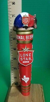 Lone Star Beer Armadillo Shotgun Tap Handle Texas New