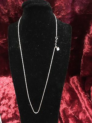 Vintage Rose Gold 9ct Solid Gold Neck Chain Used