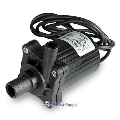 24V DC CPU PC Cooling Motor Brushless Submersible Water Pump 400L/H Flow&3m Head