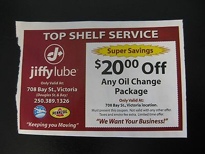 Jiffy Lube Synthetic Oil Change Price - 2018 - 2019 New ...