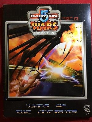 Babylon 5 Wars: Wars of the Ancients - Agents of Gaming BW-173 - VG