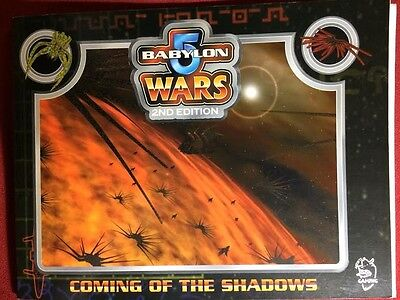 Babylon 5 Wars: Coming of the Shadows - Agents of Gaming BW-106 - VG