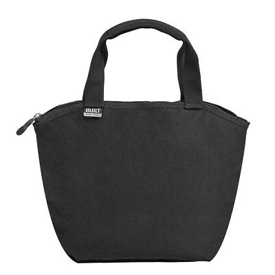 NEW Built NY Icetec Insulating Lunch Bag Black