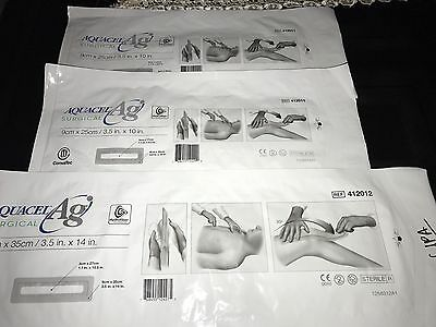 AQUACEL AG SURGICAL 3 Sheets