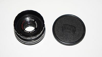 "objectif agrandisseur Lens Boyer saphir ""X"" 50 mm 1 : 3.5   AS NEW !!"