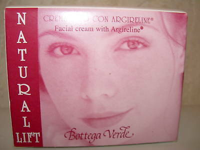 Crema Facial Efecto Lifting Bottega Verde 50 Ml
