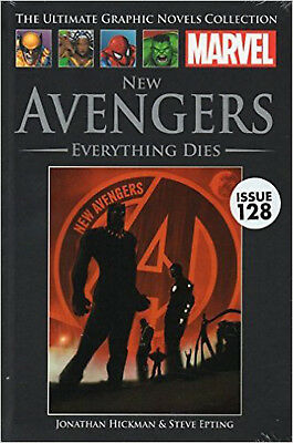 Avengers: Everything Dies (Ultimate Marvel Graphic Novel Collection issue 128),