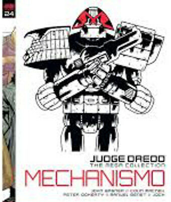 Judge Dredd Mega Collection issue 2 - Mechanismo, John Wagner, New Book