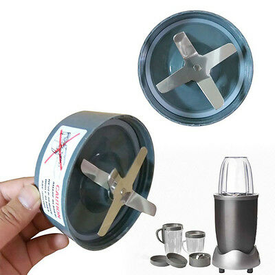 Kitchen Stainless Steel Juicer Repair Accessories Cross Blade Blender Parts
