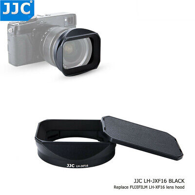 JJC Lens Hood with Cap for Fuji Fujinon XF 16mm F1.4 R WR as Fujifilm LH-XF16