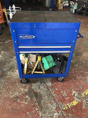 Snap On Bluepoint Tool Box Tool Trolley