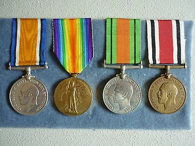 Royal Naval Air Service Royal Air Force RNAS RAF Special Constable Medals
