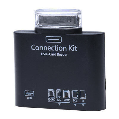 USB OTG Connection Kit & Card Reader for SAMSUNG GALAXY TAB 10.1 P7500 P751 S2G0