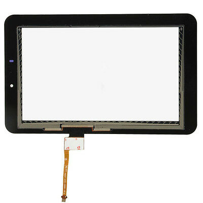 Touch Screen Digitizer Glass Parts For HuaWei MediaPad 7 Youth2 S7-722u Mic