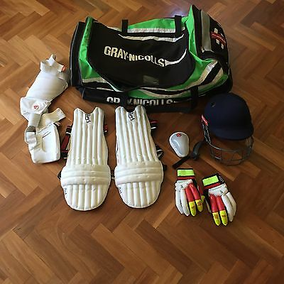 Junior Cricket Kit, Gear Set
