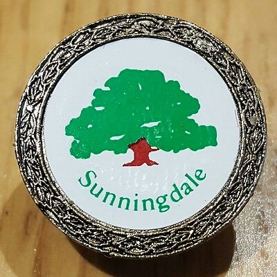 Very rare / Collectable ball marker - Sunningdale