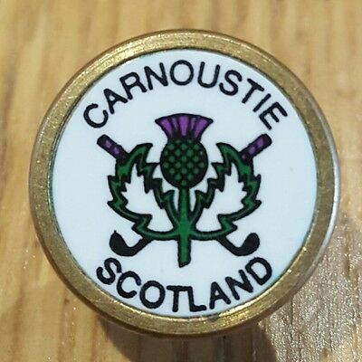 Very rare / Collectable ball marker - Carnoustie