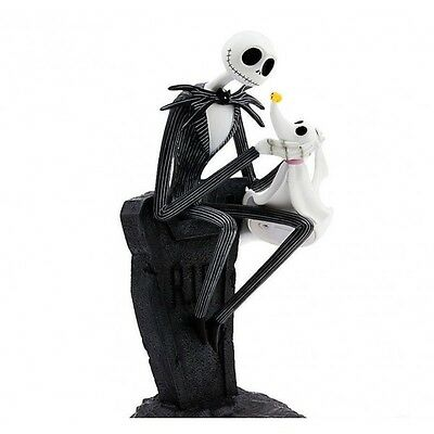 Nightmare Before Christmas Jack Skellington and Zero Figure Light-Up(2417)