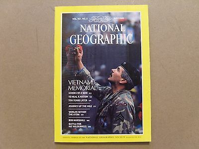 National Geographic Magazine - May 1985 - See Images For Contents