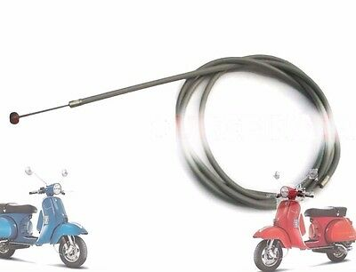 Vespa Friction Free Gear Cable Px Lml Star Stella Scooters @cad