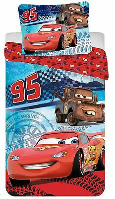 Disney Cars Speed Single Duvet Cover By BestTrend